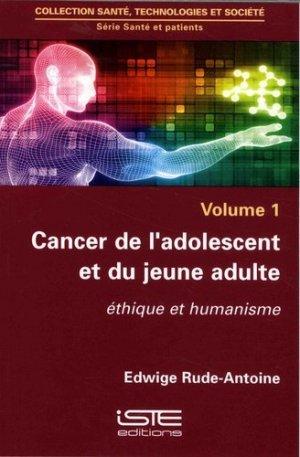 Cancer de l'adolescent et du jeune adulte - iste - 9781784053338 -