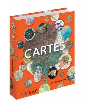 Cartes - phaidon - 9781838660970 -