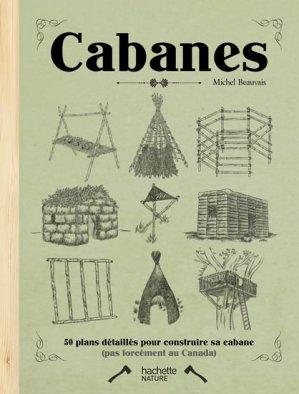 Cabanes - hachette  - 9782012385115 -