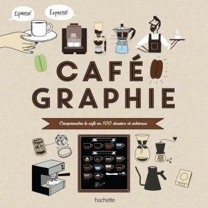 Cafégraphie - Hachette - 9782017047124 -