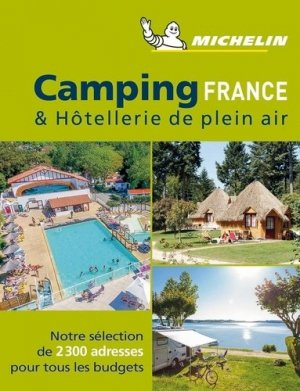 Camping France - Michelin - 9782067237858 -