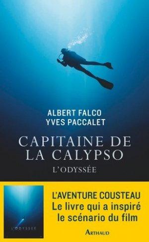 Capitaine de la Calypso. L'Odyssée - Flammarion - 9782081380509 -