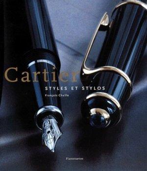 Cartier. Styles et stylos - Flammarion - 9782082002929 -