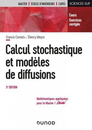 Calcul stochastique et modèles de diffusions - dunod - 9782100809226 -