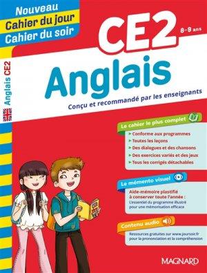 Anglais CE2 - magnard - 9782210762527 -