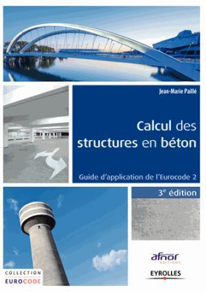 Calcul des structures en beton - eyrolles - 9782212144451 -