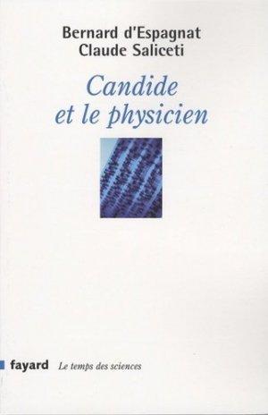 Candide et le physicien - Fayard - 9782213636825 -