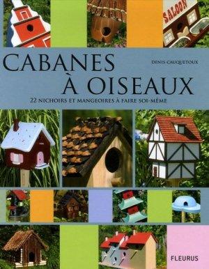 Cabanes à oiseaux - fleurus - 9782215079859 -