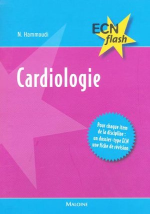 Cardiologie - maloine - 9782224030131 -