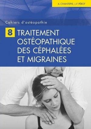 Cahiers d'ostéopathie 8 - maloine - 9782224031091 -