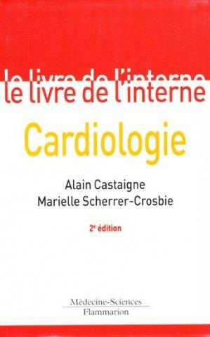 Cardiologie, le livre de l'interne - lavoisier msp - 9782257121585 - https://fr.calameo.com/read/0012821368a31d147556c?page=1