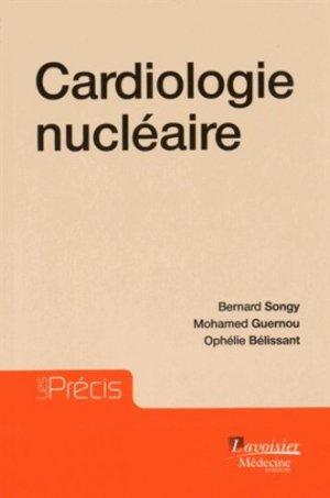 Cardiologie nucléaire - lavoisier msp - 9782257206411 -