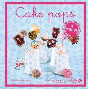 Cake pops - solar - 9782263067143 -