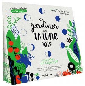Jardiner avec la Lune 2019 - solar - 9782263156779