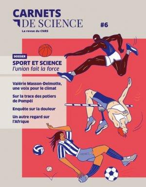 Carnets de science - cnrs - 9782271116826 -