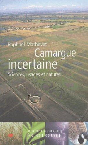 Camargue incertaine - buchet chastel - 9782283020005 -