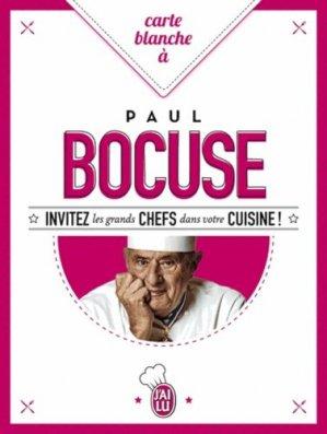 Carte blanche à Paul Bocuse - J'ai lu - 9782290113653 -