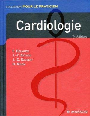 Cardiologie - elsevier / masson - 9782294088476 -