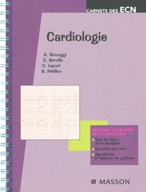 Cardiologie - elsevier / masson - 9782294702785 -