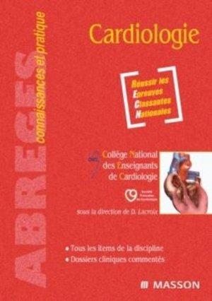 Cardiologie - elsevier / masson - 9782294706943