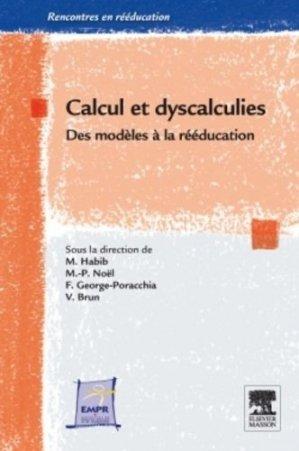 Calcul et dyscalculies - elsevier / masson - 9782294714160 -