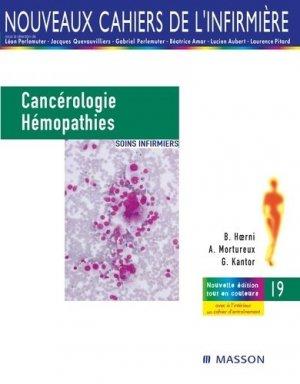 Cancérologie hémopathies - elsevier / masson - 9782294768682 -