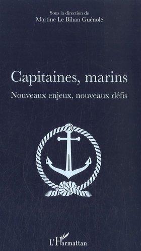 Capitaines, marins. Nouveaux enjeux, nouveaux défis - L'Harmattan - 9782296092075 - https://fr.calameo.com/read/005370624e5ffd8627086