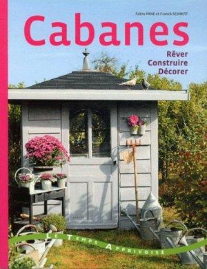 Cabanes - le temps apprivoise - 9782299001197 -