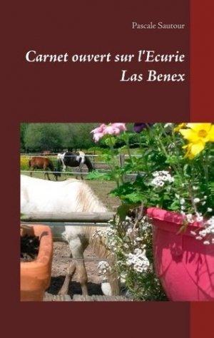 Carnet ouvert sur l'Ecurie Las Benex - Books on Demand Editions - 9782322032082 -