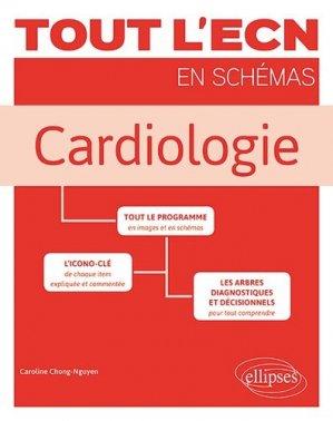 Cardiologie - ellipses - 9782340025516 -