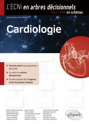 Cardiologie - ellipses - 9782340047877 -