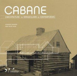 Cabane - l'inédite - 9782350321394 -