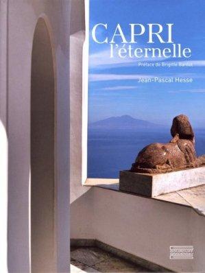 Capri, l'éternelle - Gourcuff Gradenigo - 9782353403035 -
