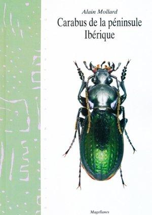 Carabus de la péninsule Ibérique - magellanes - 9782353871049 -
