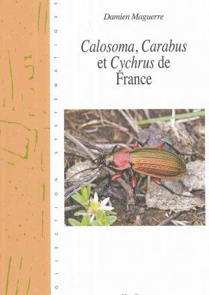 Calosoma, Carabus, et Cychrus de France - magellanes - 9782353871261 -