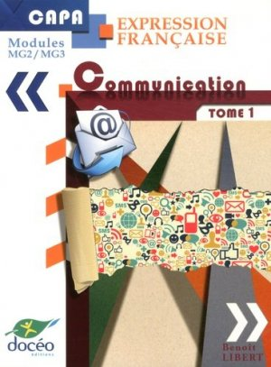 CAPA Expression française Tome 1 - doceo - 9782354971403 -