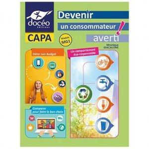 CAP Agricole - Module MG1 - Devenir un consommateur averti - doceo - 9782354972295 -
