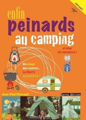 Camping vintage - Terres Editions - 9782355302763 -