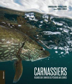 Carnassiers - lelivredart - 9782355323157