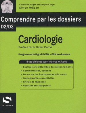 Cardiologie - s editions - 9782356400789 -