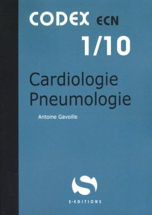 Cardiologie - Pneumologie - s editions - 9782356401731