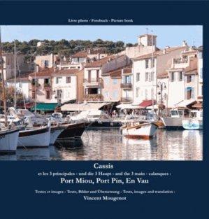 Cassis et les 3 principales calanques - Groupe CCEE - 9782356822048 -