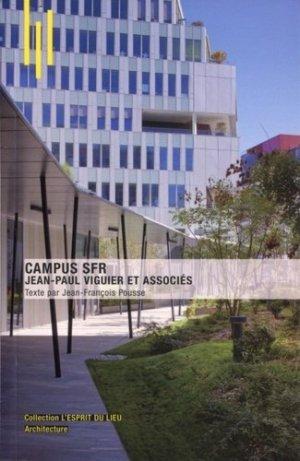 Campus SFR - Jean-Paul Viguier et associés - archibooks - 9782357334182 -