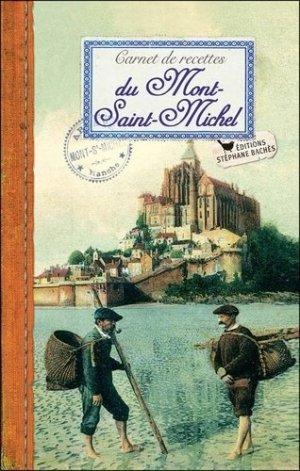 Carnet de recettes du Mont-Saint-Michel - les cuisinières sobbollire - 9782357522060 -