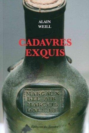 Cadavres exquis - Editions du Sandre - 9782358211093 -