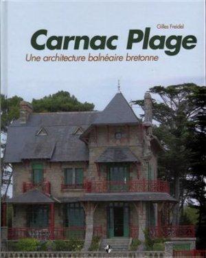 Carnac plage - patrimoines et medias - 9782364590113 -
