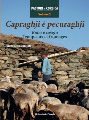 Pastori di Corsica - alain piazzola - 9782364790629