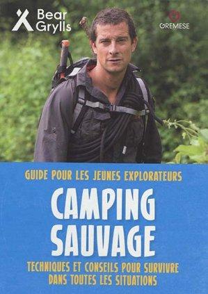 Camping sauvage - gremese - 9782366771596 -