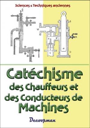 Catéchisme des chauffeurs - decoopman - 9782369650089 -