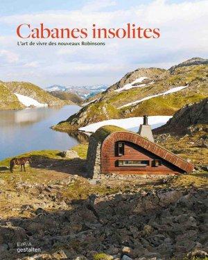 Cabanes insolites - epa - 9782376711759 -